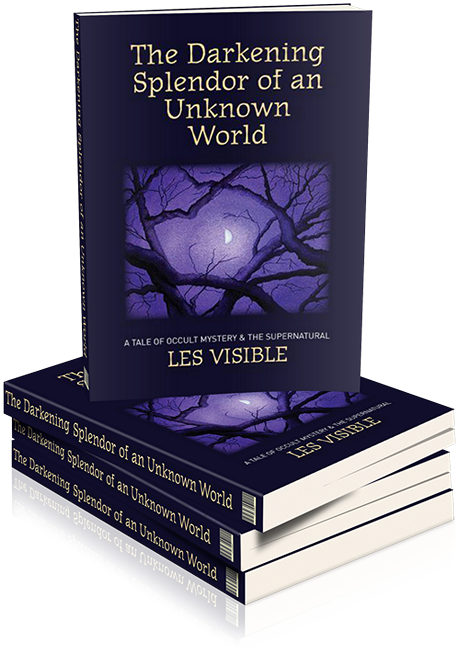 'The Darkening Splendor' by Les Visible