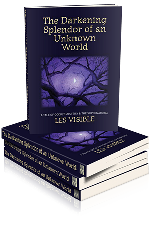 Les Visible's 'The Darkening Splendor of an Unknown World'