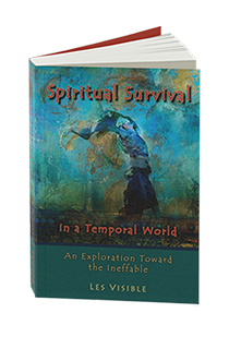 Buy Visible's Book, 'Spiritual Survival in a Temporal World'