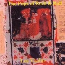 The Pope of Rock and Roll, Music Album by Visible and The Critical List