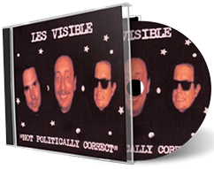 Not Politically Correct, music album by Visible and The Critical List