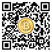 You can donate BitCoin to Visible using this QR Code...