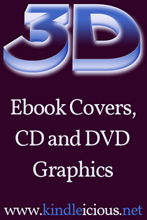 Kindle 3D Ebook Cover Design