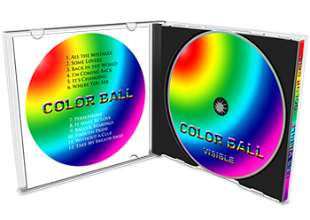 Click through to buy this track, or buy the whole album, 'Color Ball' from Visible's store.