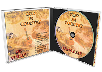 God in Country Album by Les Visible