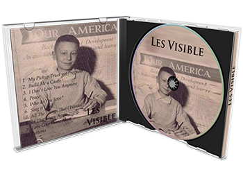 Les Visible Album by... by Les Visible