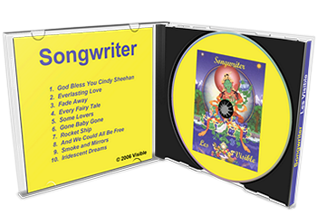 Click through to buy this track, or buy the whole album, 'Songwriter' from Visible's store.