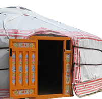 Buy an authentic Mongolian Yurt