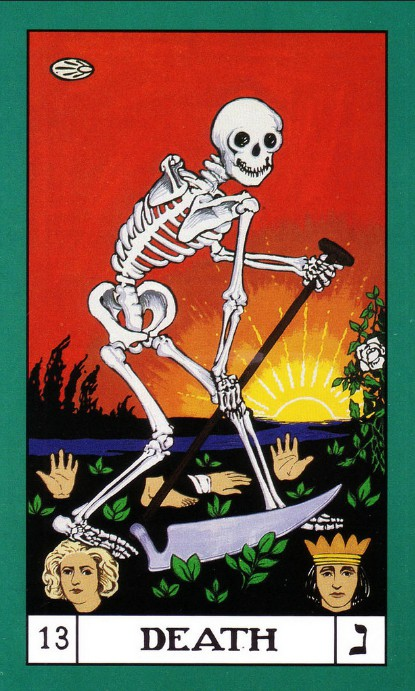 BOTA Tarot deck, Death