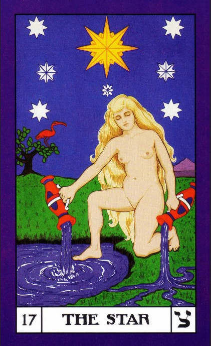 BOTA Tarot deck, The Star