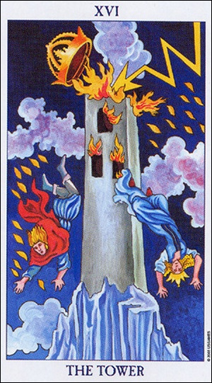 The Tower, Rider Deck