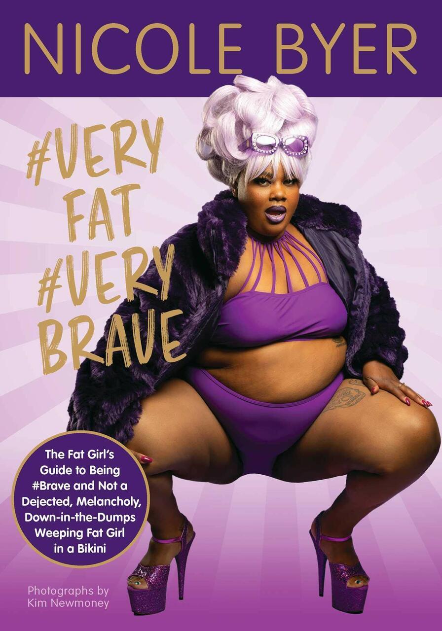 Very Fat Very Brave, slim paperback edition