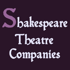 Shakespeare Theatre Companies